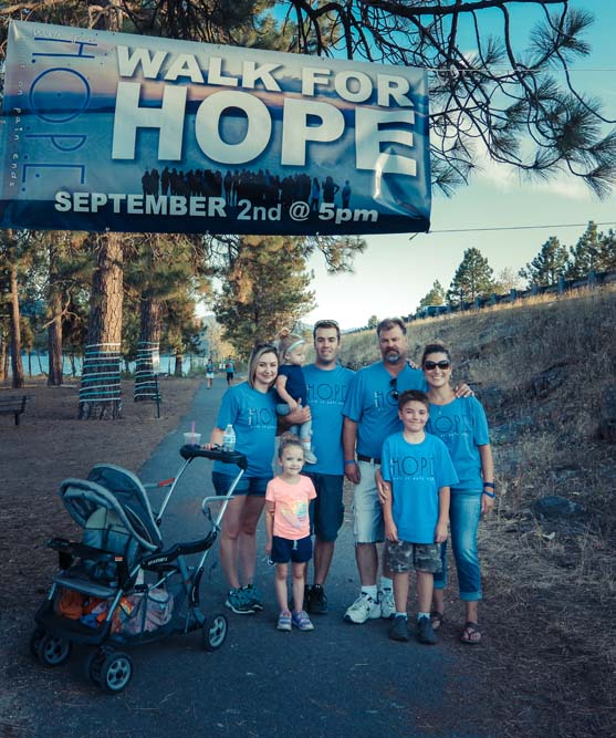2019 Registration – Walk For Hope Sandpoint